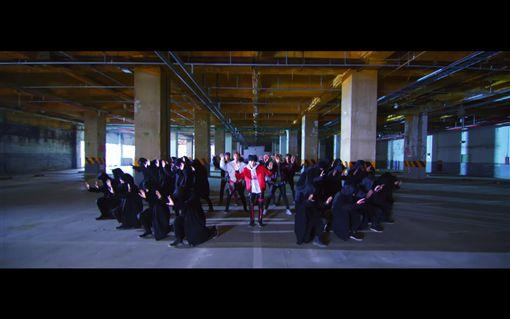 BTS音樂放送冠軍All Kill!再推舞蹈版MV 圖/翻攝自YouTube
