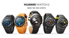 HUAWEI watch 2 穿戴式裝置 MWC 2017