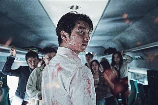 《屍速列車》在亞洲票房開紅盤。(圖/翻攝自網路)