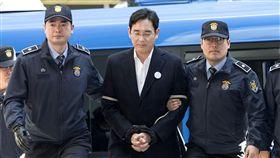 Lee Jae-Yong,李在鎔,三星,少主,朴槿惠 圖/美聯社/達志影像