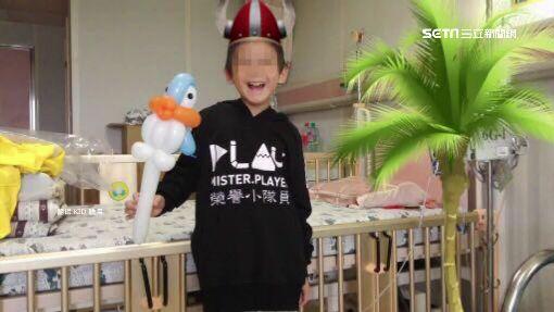 《玩很大》送專屬隊服 癌童感謝「陪我化療」