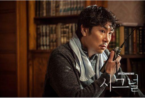 ▲趙震雄。(圖/翻攝自tvN Signal官網)