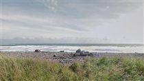 海邊,比基尼,戲水,泳裝,都蘭部落,文化衝擊, (翻攝Google Map)