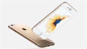 2017限定版金色iPhone 6(圖翻攝自蘋果官網)