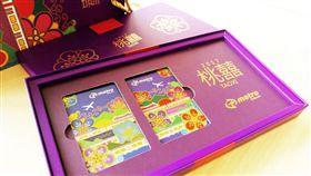 桃園機場捷運推出通車紀念套票,3月2日起限量販售。(圖/機捷提供)