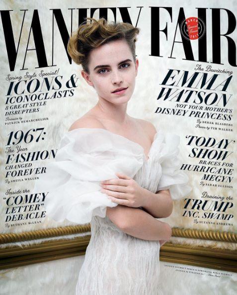 艾瑪華森,Emma Watson,圖/Vanity Fair IG