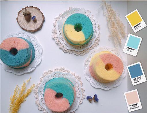 戚風蛋糕,少女心,甜點,台南圖/翻攝自町之戶 デザート屋粉絲專頁