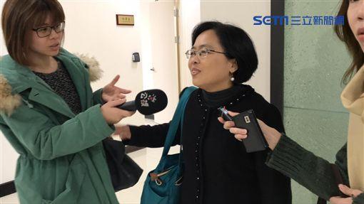 中正大學法律系教授盧映潔。潘千詩攝影