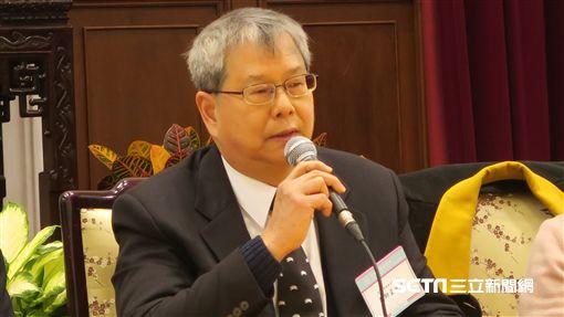 監委被提名人、前總統府秘書長陳師孟。記者盧素梅攝