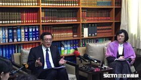 外交部亞東關係協會副秘書長周學佑 記者張之謙攝