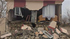 土耳其,地震(圖/翻攝自Twitter)