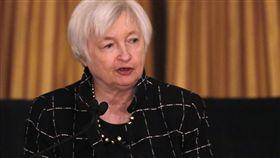 美國聯邦準備理事會(Fed)主席葉倫(Janet Yellen)_美聯社/達志影像