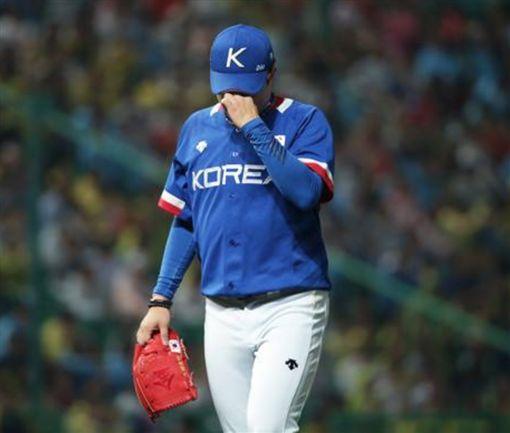 梁玹種(圖/翻攝自WBC 世界棒球經典賽 World Baseball Classic臉書)