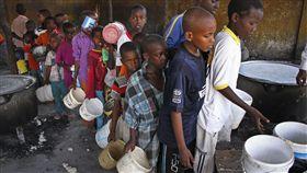 索馬利亞乾旱  48小時內110人餓病死_美聯社/達志影像