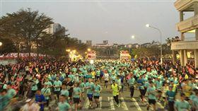 台南古都馬拉松(圖/翻攝自台南古都馬拉松臉書)