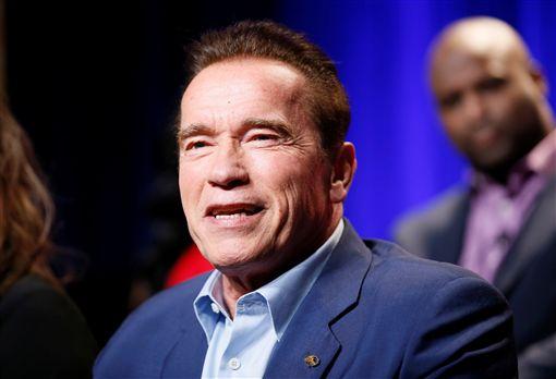 阿諾史瓦辛格(Arnold Schwarzenegger)_路透/達志影像