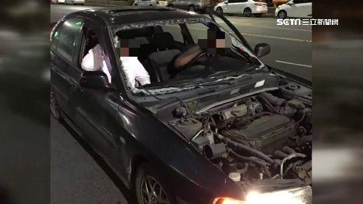 KTV砸車1200