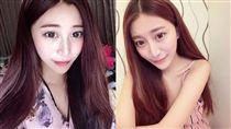 梁絲繐,梁思惠,小模,女模 圖/翻攝自梁思惠臉書