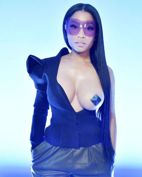 妮琪米娜,Nicki Minaj,圖/IG