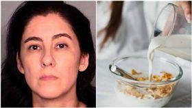 美國內華達州一名49歲墨西哥裔婦人赫明(Andrea Heming),2010年嫁給先生勞夫之後,因無法忍受先生在性愛需求,在3年前開始在早餐內加入殺蟲劑,意圖使先生「不舉」,遭先生識破後控告謀殺罪。(圖/翻攝自太陽報)