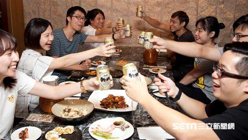 西華B-one自助餐,吃到飽,聚餐,美食。(圖/西華飯店提供)
