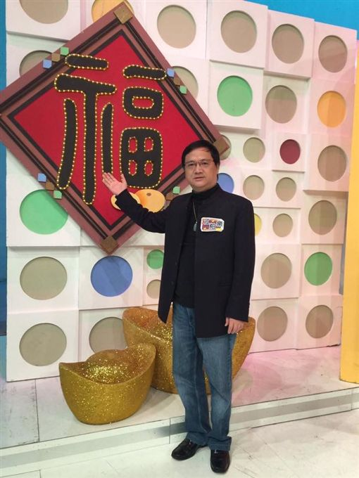險被騙18萬喝宮廟符水 江柏樂為妹妹投身命理界。資料來源:江柏樂臉書