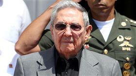 古巴總統,勞爾.卡斯楚,Raul Castro(圖/路透社/達志影像)