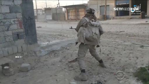 ISIS末日到! 美俄聯手伊拉克軍隊夾擊