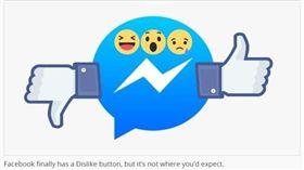 Facebook,臉書,Messenger,表情符號,爛,投票(圖/翻攝自techcrunch.com)