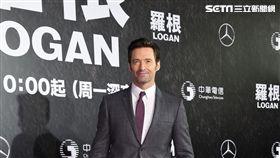 休傑克曼來台出席電影羅根見面會與台灣粉絲相見 圖/鄭先生