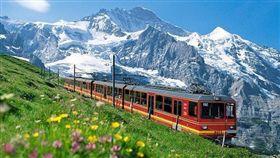瑞士,歐洲,出國,阿爾卑斯山,旅行,業配 圖/瑞士旅遊局提供