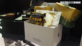 日本自由之丘名店黑船進駐百貨,長崎蛋糕熱賣。(圖/記者馮珮汶攝)