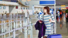 在機場最容易犯的錯誤,搭機,旅行。(圖/翻攝自Skyscanner)