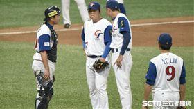 中華隊,WBC,南韓,經典賽 圖/記者林敬旻攝
