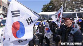 倒朴,朴槿惠,南韓,閨蜜案,彈劾 圖/記者林敬旻攝