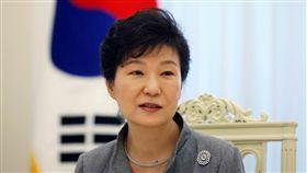 南韓總統朴槿惠遭彈劾下台_路透社/達志影像