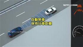 ACC,煞車,干擾,天候,失靈,汽車,跑車,配備