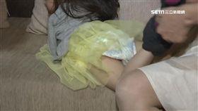 尿布 嬰兒