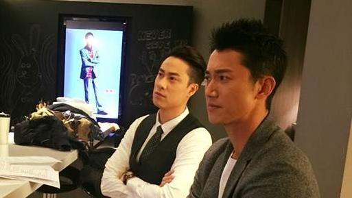 吳慷仁感性:書宏,你是個很棒的演員