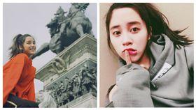 ▲歐陽妮妮秀側乳。(圖/翻攝自歐陽妮妮instagram) https://www.instagram.com/niniouyang/?hl=zh-tw