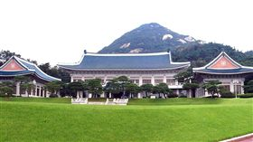 南韓總統府青瓦台 維基百科