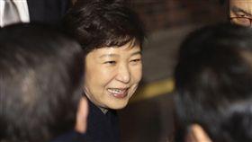朴槿惠,park geun hye,檢方,閨密,干政 圖/美聯社/達志影像