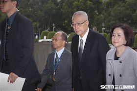 前副總統吳敦義出席辜成允紀念音樂會 圖/記者林敬旻攝
