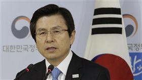 南韓代總統、國務總理黃教安(圖/美聯社/達志影像)