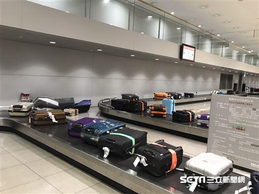 -行李-行李箱-托運-關西機場-圖/記者林昀萱攝影