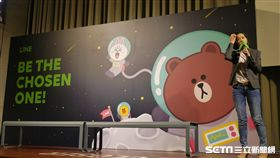 實習計劃 LINE FRESH 2017 葉立斌攝 台灣行銷團隊負責人楊文菁