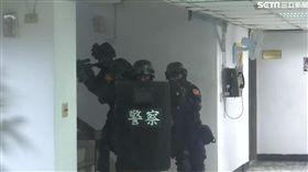 攻堅、垂降、破門  「特勤隊」警方最強後盾