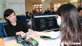台北榮民總醫院宣布,今年3月20日起,各項門、住診醫療費用,開放信用卡付費。(圖/台北榮民總醫院提供)