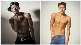 2PM,JUN.K,金閔俊(合成圖/翻攝自JUN.K IG)
