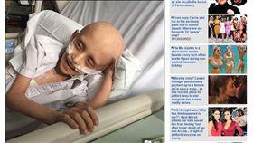 Filip Kwasny,癌症,心願,英國,埋葬,天使 圖/翻攝自《Daily Mail》